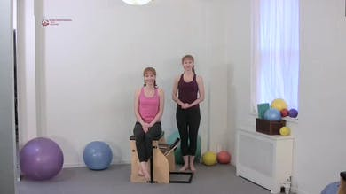 Tendon Stretch Variations by Pilates on Fifth