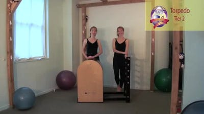 Instant Access to Torpedo on the Ladder Barrel by Pilates on Fifth, powered by Intelivideo