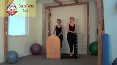 Instant Access to Beats Prone on the Ladder Barrel by Pilates on Fifth, powered by Intelivideo