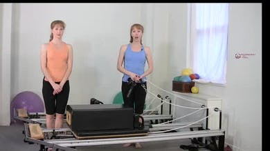 Arms Pulling Straps 1 by Pilates on Fifth
