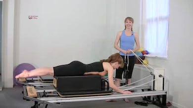 Evil Triceps on Long Box by Pilates on Fifth