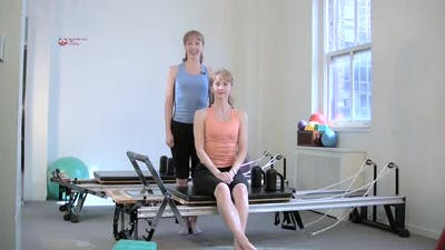 Leg Circles  by Pilates on Fifth