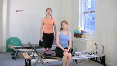 Lower Back Stretch by Pilates on Fifth