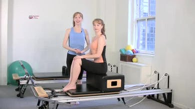 Round Back - Short Box by Pilates on Fifth