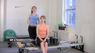 Seated Arm & Back Series 1 by Pilates on Fifth
