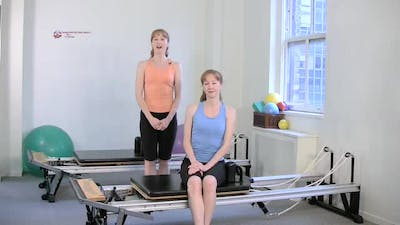 Seated Arm & Chest Series 1 by Pilates on Fifth