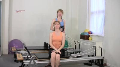 Short Spine Hip Lift by Pilates on Fifth