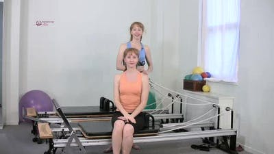 Short Spine Legs by Pilates on Fifth