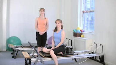 Single Thigh Stretch 1 by Pilates on Fifth