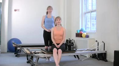 Toe Taps by Pilates on Fifth