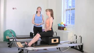 Twist on Short Box by Pilates on Fifth