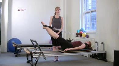 Adductor Stretch by Pilates on Fifth