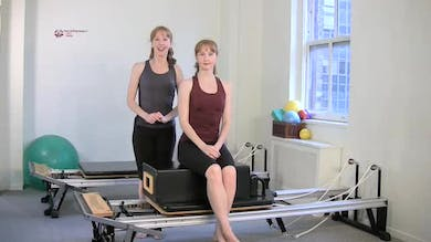 Arms Pulling Straps 2 by Pilates on Fifth