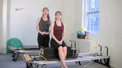 Instant Access to Arms Pulling Straps 2 by Pilates on Fifth, powered by Intelivideo