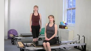 Baby Knee Stretches by Pilates on Fifth