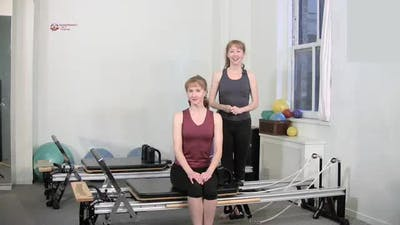 Instant Access to Footwork Second Position 2 by Pilates on Fifth, powered by Intelivideo