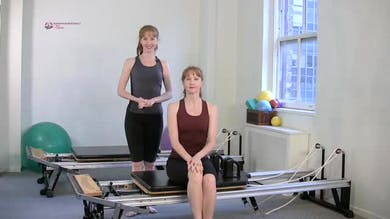 Seated Arm & Back Series 2 by Pilates on Fifth