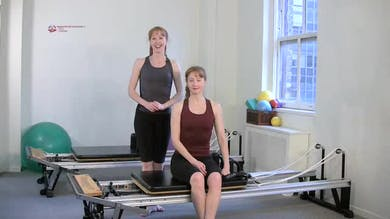 Seated Arm & Chest Series 2 by Pilates on Fifth