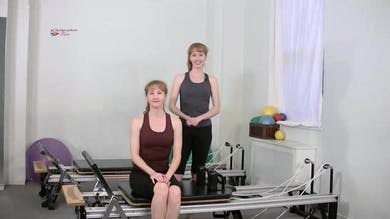 Single Leg Bicycle by Pilates on Fifth