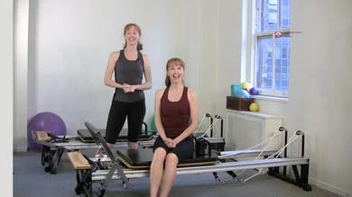 Single Thigh Stretch 2 by Pilates on Fifth