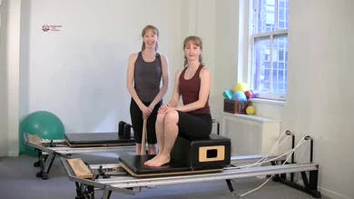 Straight Back - Short Box by Pilates on Fifth
