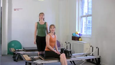 Back Rowing Series 1 by Pilates on Fifth