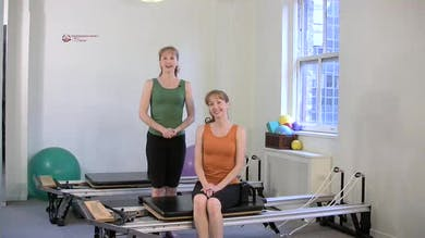 Chest Expansion Series 1 by Pilates on Fifth
