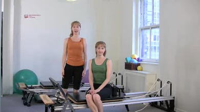 Knee Stretches Series 2 by Pilates on Fifth