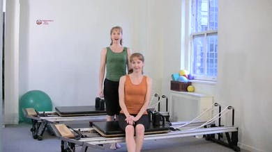 Posture Series 2 by Pilates on Fifth