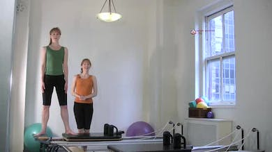 Side Split Series 3: Lateral Flexion by Pilates on Fifth
