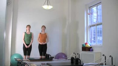 Side Split Series 3: Plie Out and In by Pilates on Fifth