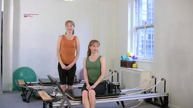 Single Thigh Stretch 3 by Pilates on Fifth