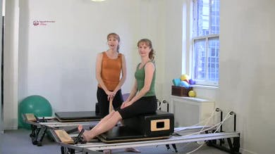 Twist with Round Back by Pilates on Fifth