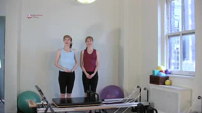 Attitude and Arabesque by Pilates on Fifth