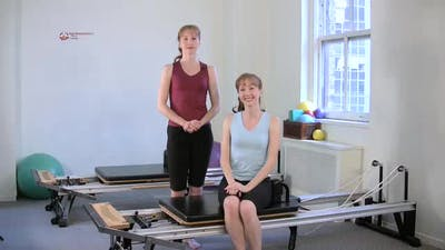 Instant Access to Back Rowing Series 2 by Pilates on Fifth, powered by Intelivideo