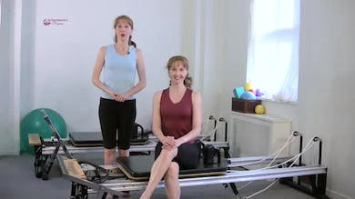 Chest Expansion Series 2 by Pilates on Fifth