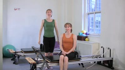 Instant Access to Footwork New Breath by Pilates on Fifth, powered by Intelivideo