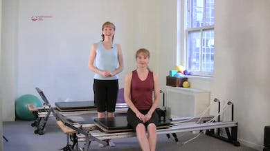 Front Rowing Series 2 by Pilates on Fifth