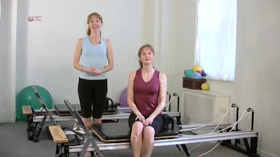 Instant Access to Hip Rolls 3 by Pilates on Fifth, powered by Intelivideo