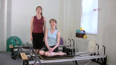 Long Back Stretch 1 by Pilates on Fifth