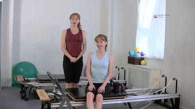 Long Stretch Challenge with Push up by Pilates on Fifth
