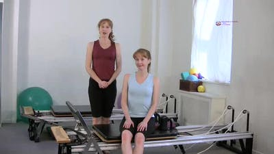 Instant Access to Long Stretch Challenge with Push up by Pilates on Fifth, powered by Intelivideo