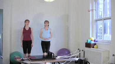 Side Splits Series 4 by Pilates on Fifth