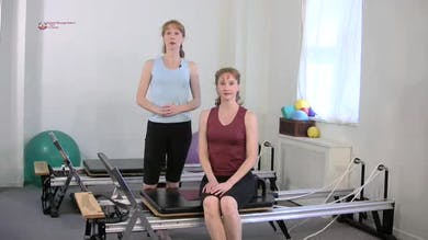 Stomach Massage Series 4 by Pilates on Fifth