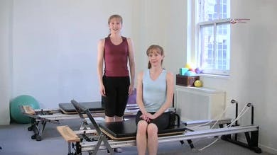 Up Stretch Flat Back by Pilates on Fifth