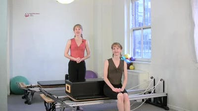 Instant Access to Arms Pulling Straps 3 by Pilates on Fifth, powered by Intelivideo