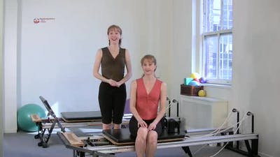 Back Rowing Series 3 by Pilates on Fifth