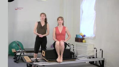 Back Stroke Puppet by Pilates on Fifth