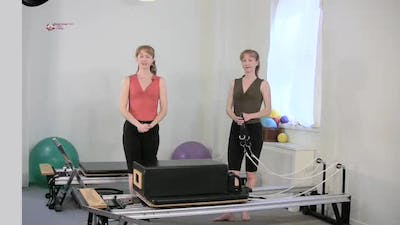 Breast Stroke 1 and 2 by Pilates on Fifth