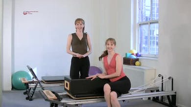 Breast Stroke with Feet by Pilates on Fifth